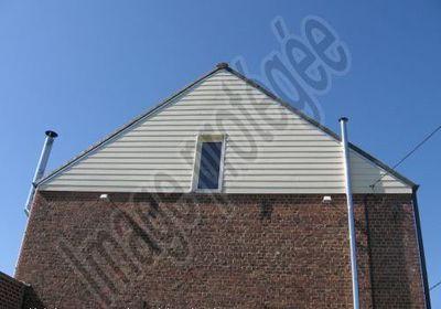 AGN Toitures - Dakwerken - Structurele panelen + Unilin
