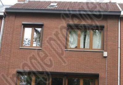 AGN Toitures - Dakwerken - Réhausse de Toiture en Sidings