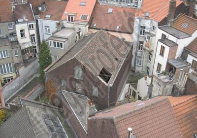AGN Toitures - Dakwerken - Toiture difficile d'accès