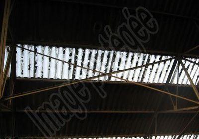 AGN Toitures - Dakwerken - Toiture industielle garage